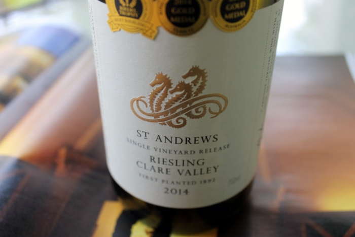 Taylors Wakefield St. Andrews Riesling