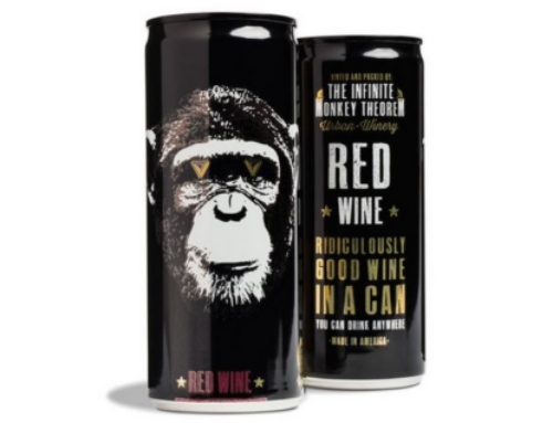 The Infinite Monkey Theorem: An Urban Winery
