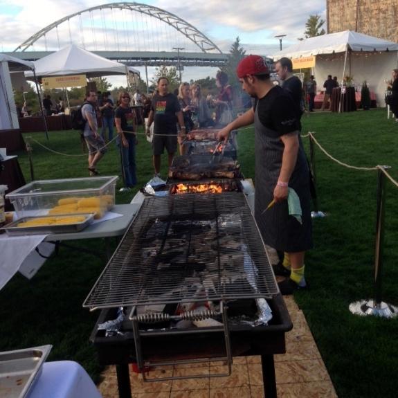 Smoked Portland Feast event