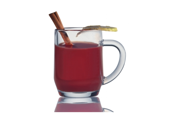 Spiked Cranberry Brew