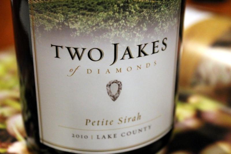 WineSmith Two Jakes of Diamonds Petite Sirah