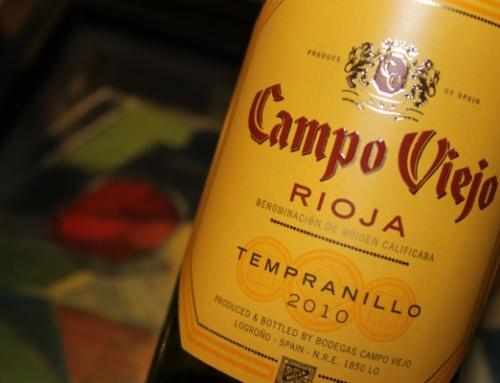 Artist Series: Campo Viejo Tempranillo