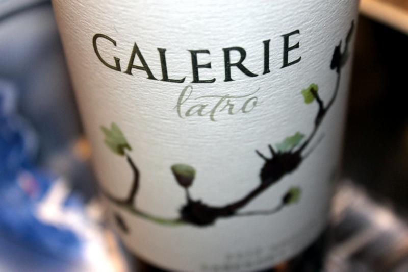 2012 Galerie Cabernet Sauvignon