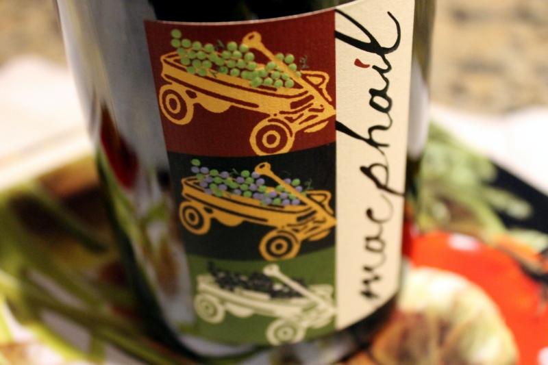 MacPhail Anderson Creek Pinot Noir