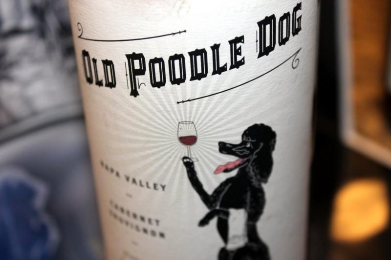 Coho Old Poodle Dog Cabernet Sauvignon