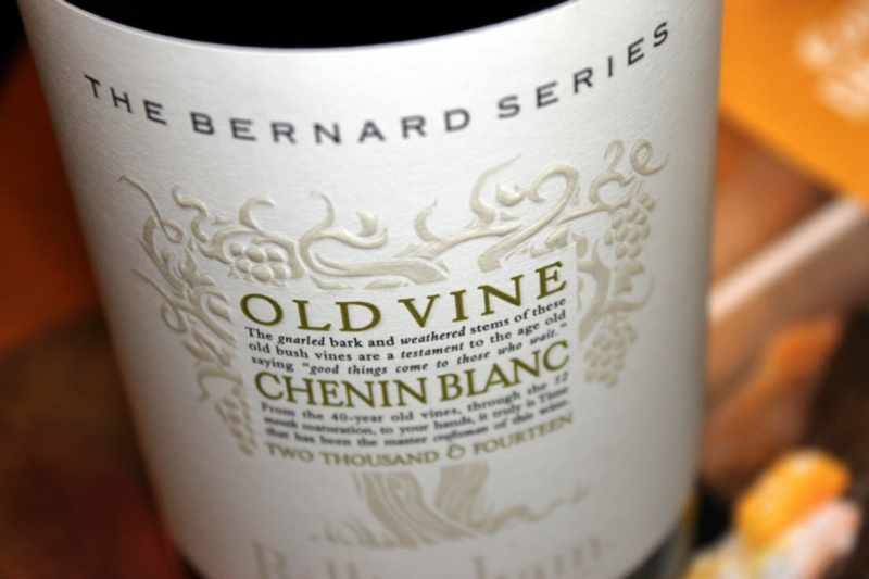 Bellingham Bernard Series Old Vine Chenin Blanc