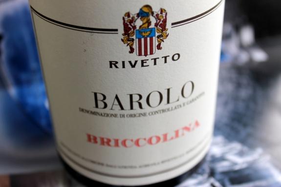 Rivetto Briccolina Borolo
