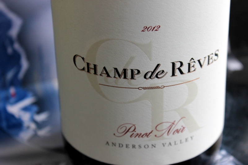 Champ de Reves Pinot Noir