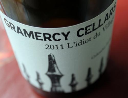 Sommelier Turned Winemaker: Gramercy Cellars L'idiot
