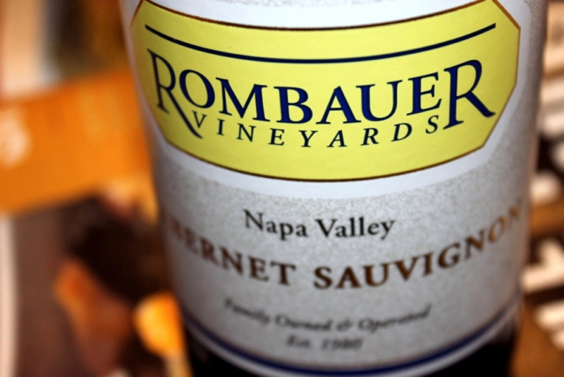 Rombauer Diamond Selection Cabernet Sauvignon