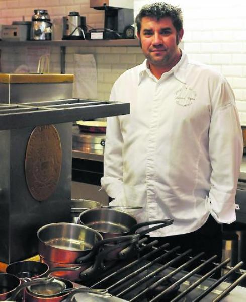 Chef Jerome Ryon