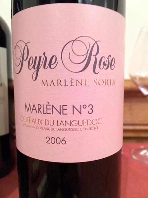 2006 Domaine Peyre Rose de Marlène Soria, Languedoc, France