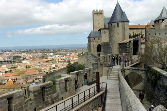 Hotel de Cite, Carcassonne