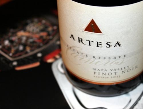 CherryBerry Blast: Artesa Pinot Noir