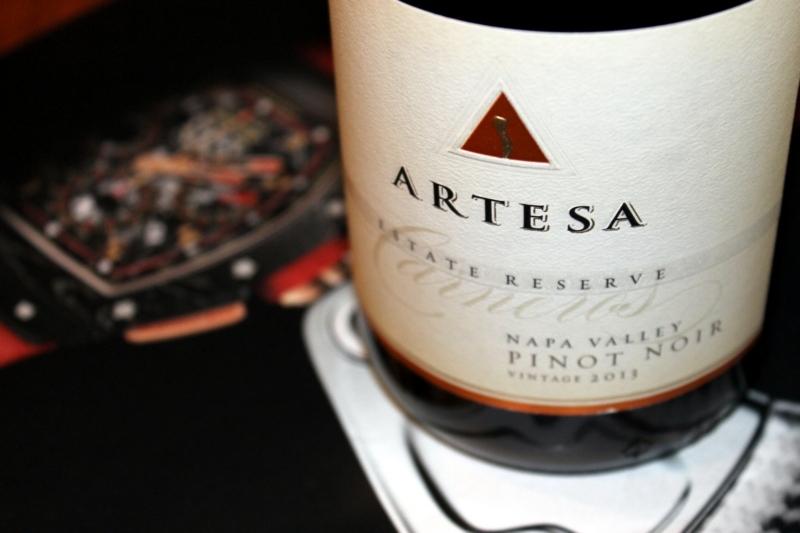 2013 Artesa Estate Pinot Noir Reserve