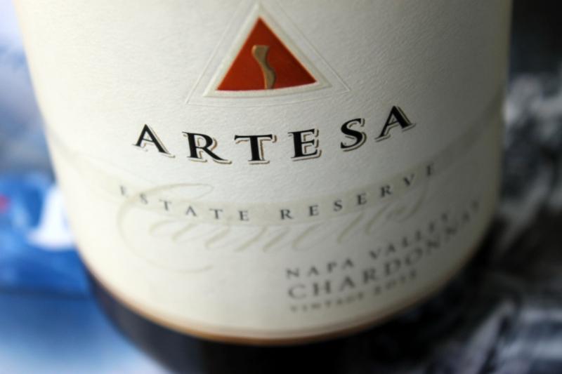 2013 Artesa Estate Reserve Chardonnay