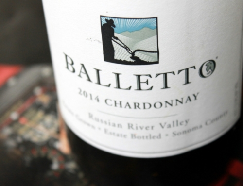 In Your Face Finish: Balletto Chardonnay