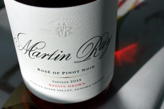 2015 Martin Ray Rosé of Pinot Noir
