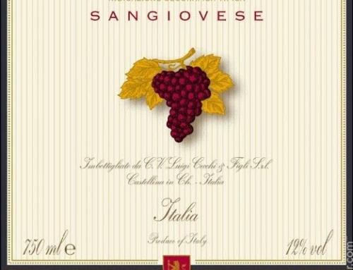An Honest Wine: Cecchi Sangiovese