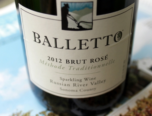 An Oasis of Flavor: Balletto Sparkling Rose