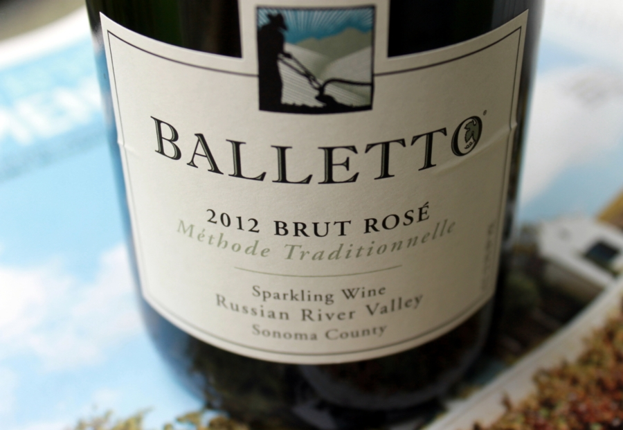 Balletto Sparkling Rose