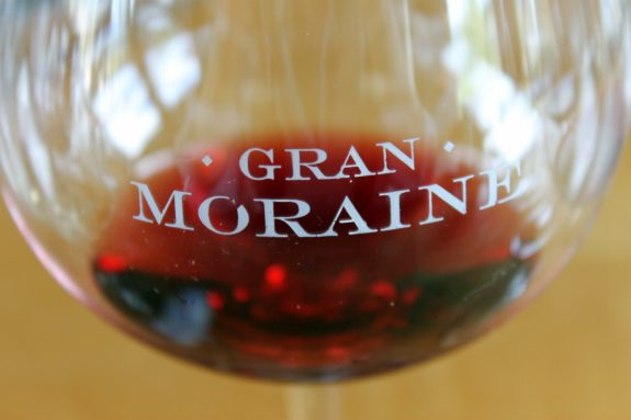 Gran Moraine glass
