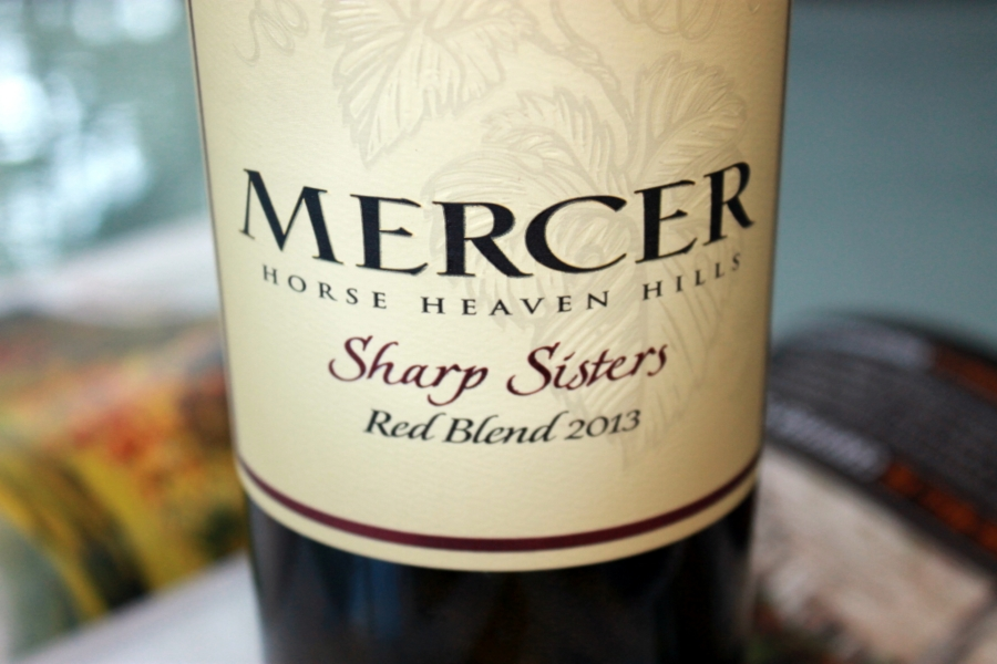 Mercer Sharp Sisters Red Blend