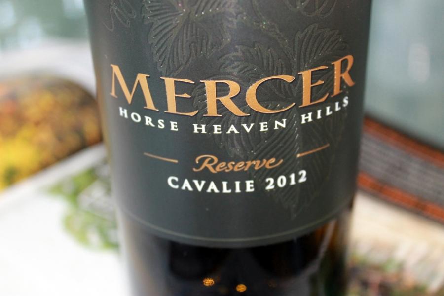 Mercer Cavalie Red Blend
