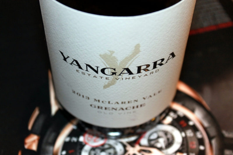 Yangarra Estate Vineyard Old Vine Grenache