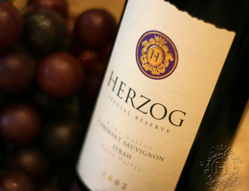 Award-winning Kosher wine: Herzog Cabernet