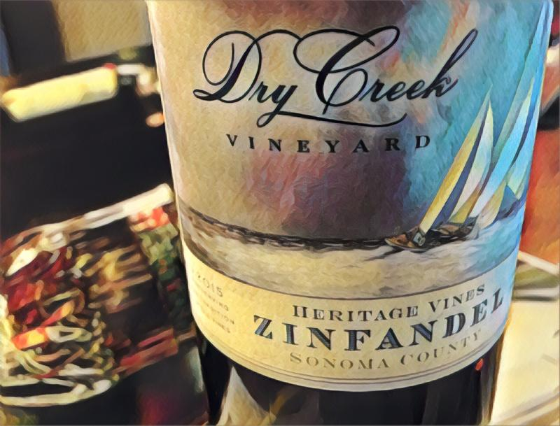 Dry Creek Heritage Vines Zinfandel