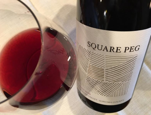 2014 Square Peg Pinot Noir Block 8, Russian River, California