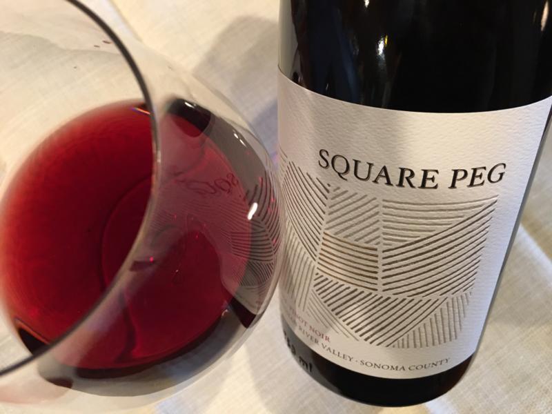2014 Square Peg Pinot Noir Block 8 Russian River