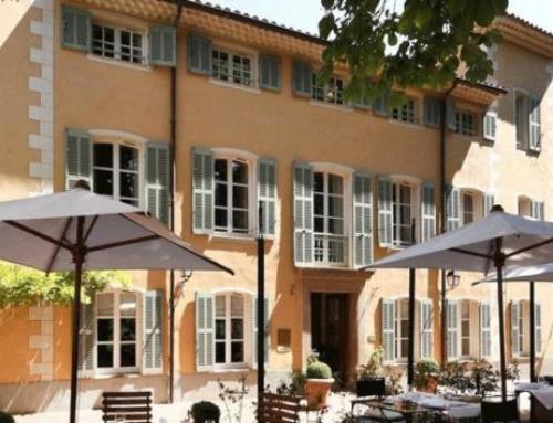 Bucket List Restaurants ~ Alain Ducasse's Hostellerie de l'Abbaye de la Celle in Provence