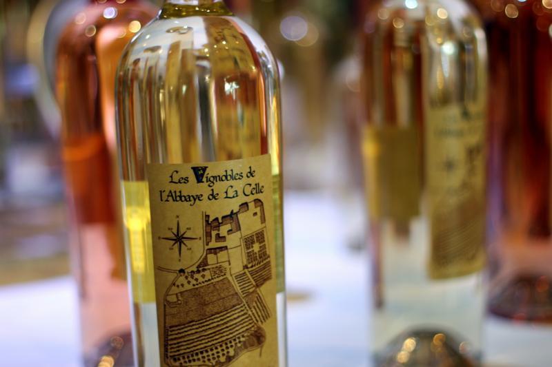 l'Abbaye de la Celle wines