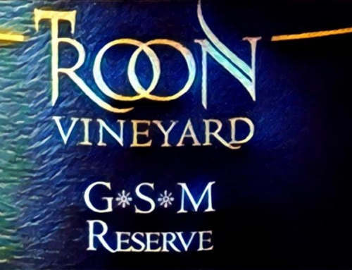2014 Troon Vineyards GSM, Southern Oregon
