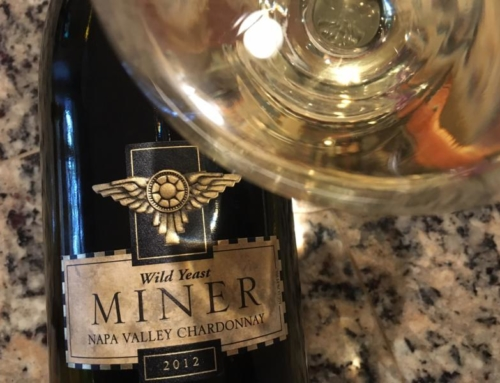 2012 Miner Chardonnay Napa Valley, California