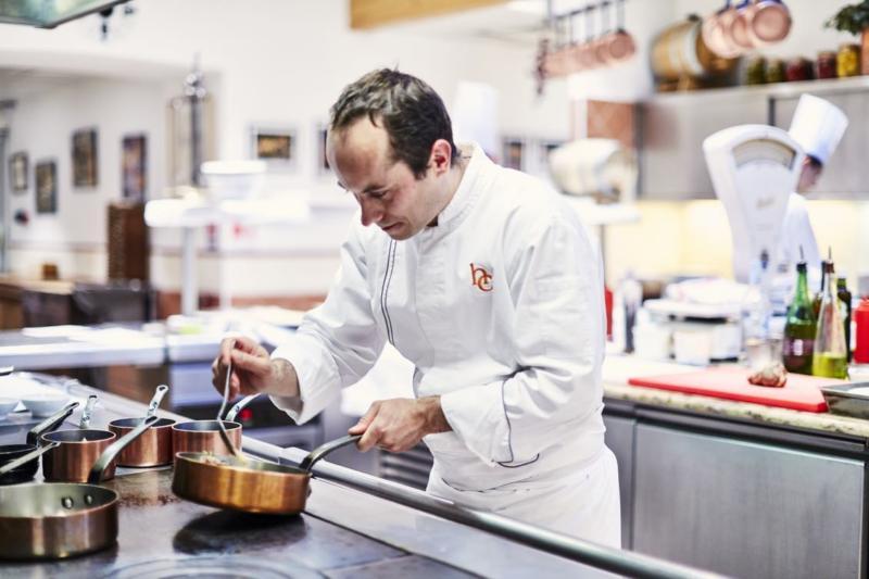 Chef Nicolas Pierantoni