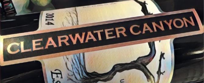 Clearwater Canyon Cellars Syrah