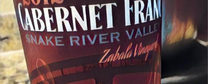 Crossings Winery Zabala Vineyard Cabernet Franc