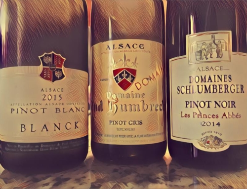 Three Great Wines from Alsace