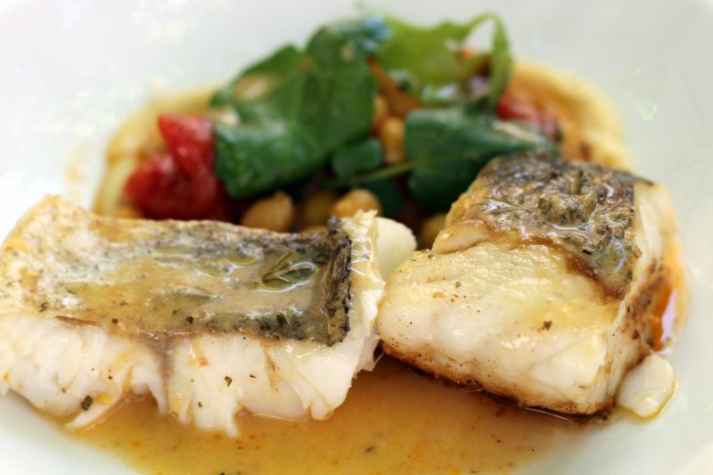 sauteed fish from Provence