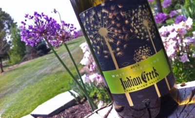 Indian Creek White Riesling