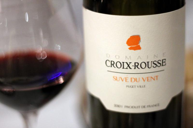 red domaine croix rousse red