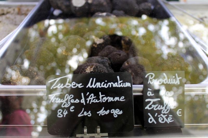 truffles and provence wine