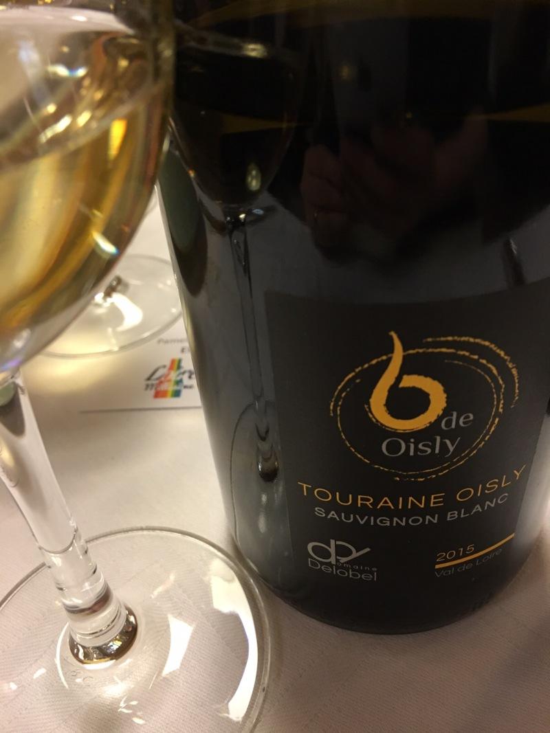 Domaine Delobel Sauvignon Blanc AOC Touraine-Oisly