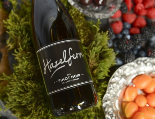 2015 Hazelfern Cellars Willamette Valley Pinot Noir