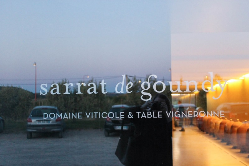 Domaine Sarrat de Goundy