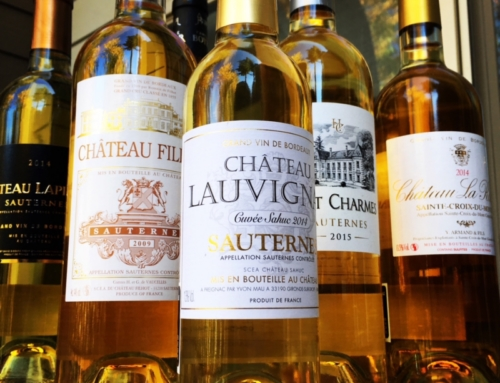 Delicious Elixirs: Sweet Wines of Bordeaux