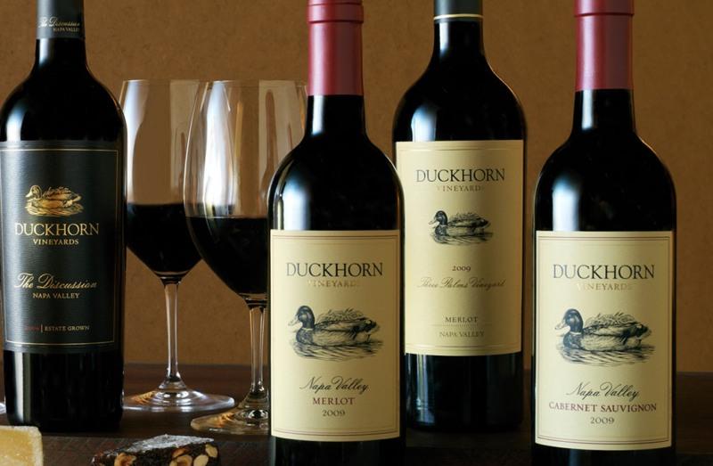 duckhorn wine